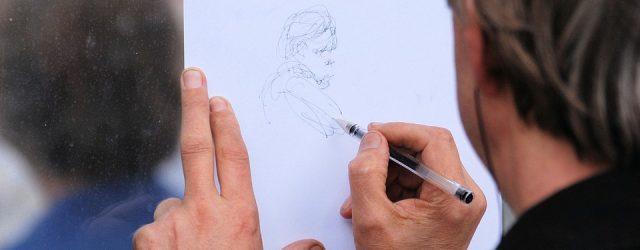dessin artiste